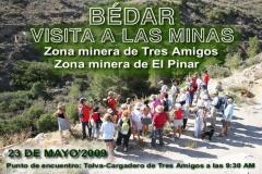 Visita a las minas 23 de Mayo 2009