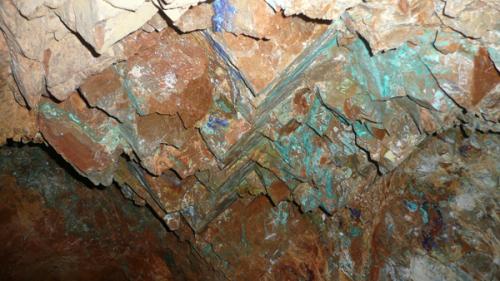 cobre minas