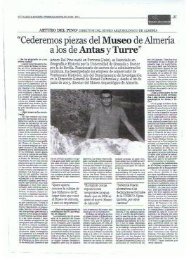 NOTA DE PRENSA - EL ARGAR 001