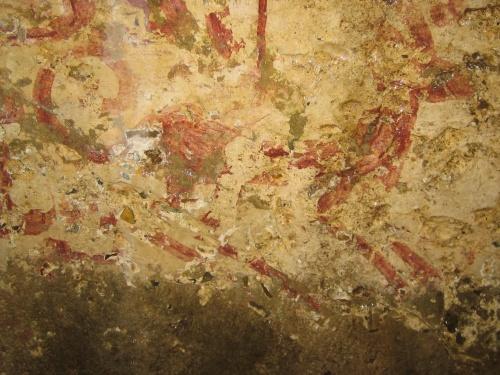 Pintura mural de Bédar