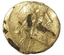 denario republicano fot