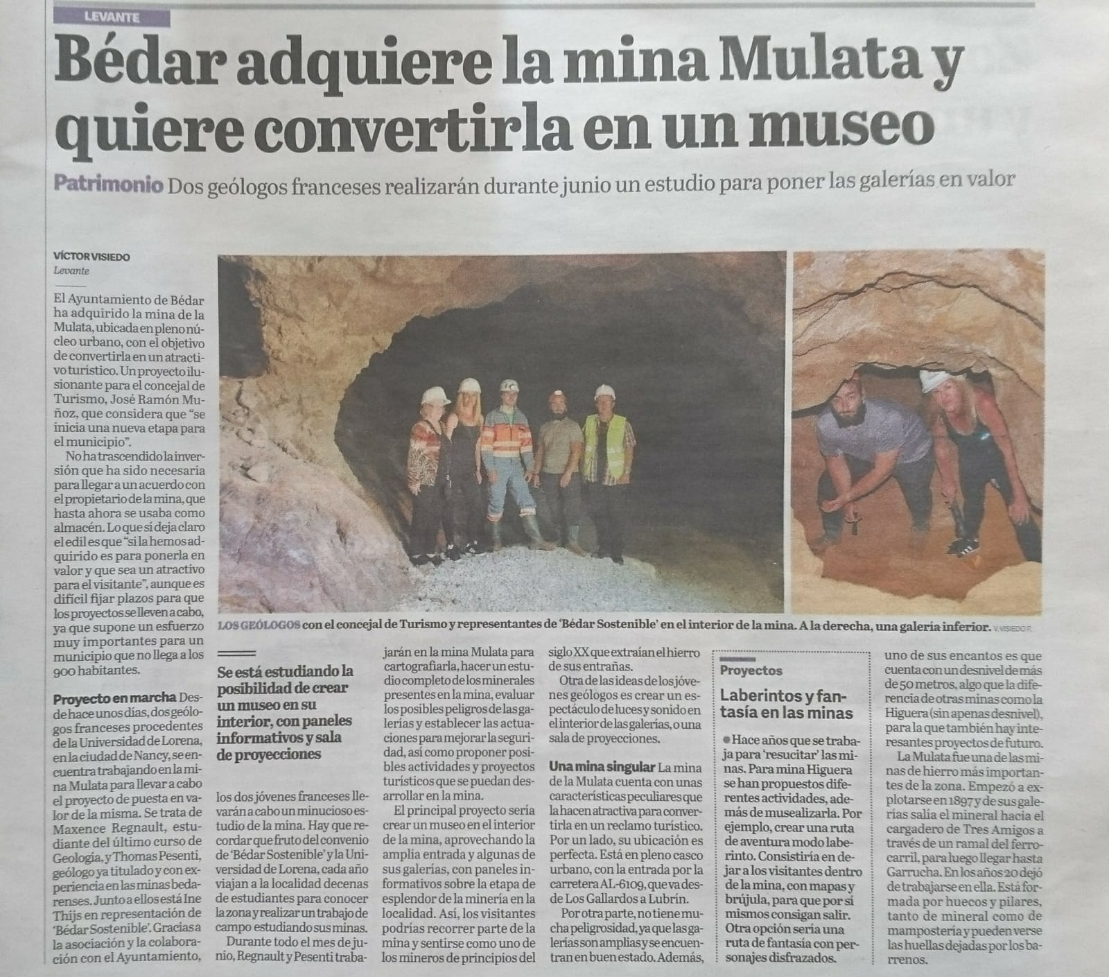 noticia Mulata