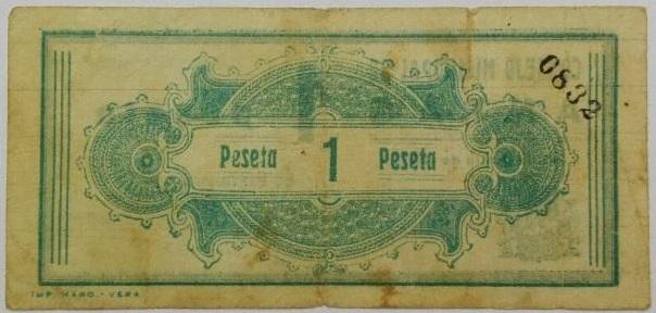 REVERSO ANTAS 1 PESETA